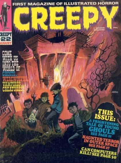 Creepy 22